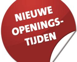 Openingstijden Litserborg in 2019 aangepast