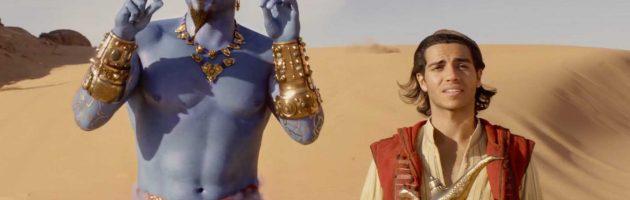 Familiefilm Aladdin